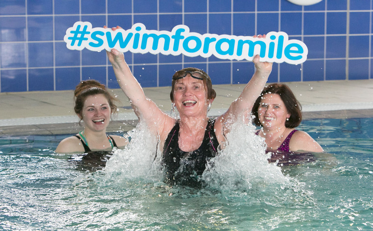 St Gabriels Swim for a Mile Fundraiser April 5