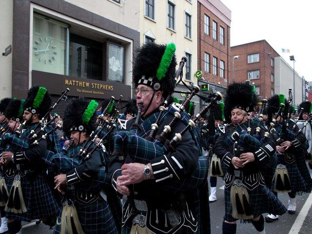 Limerick International Band Championship 2016