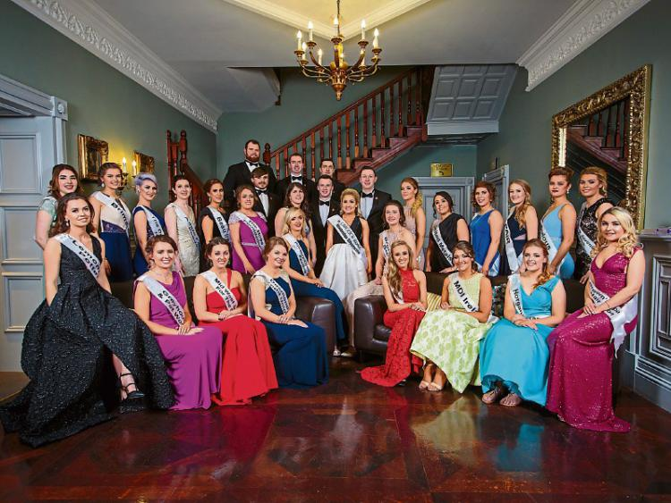 Marie Hennessy is crowned Limerick rose