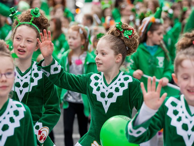 Limerick St Patricks Day 2016