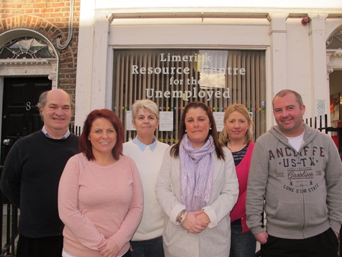 The Limerick Resource Centre for the Unemployed