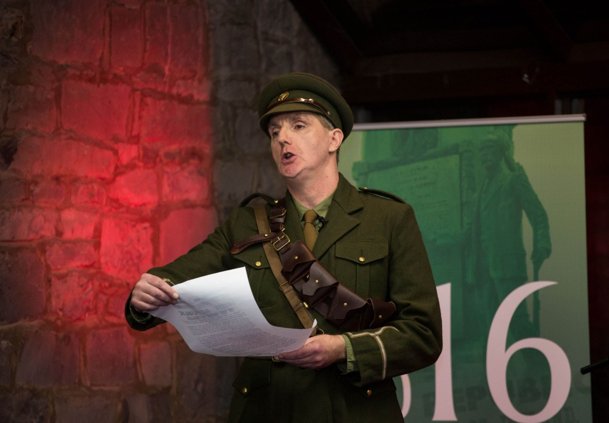 Easter Rising 100th anniversary
