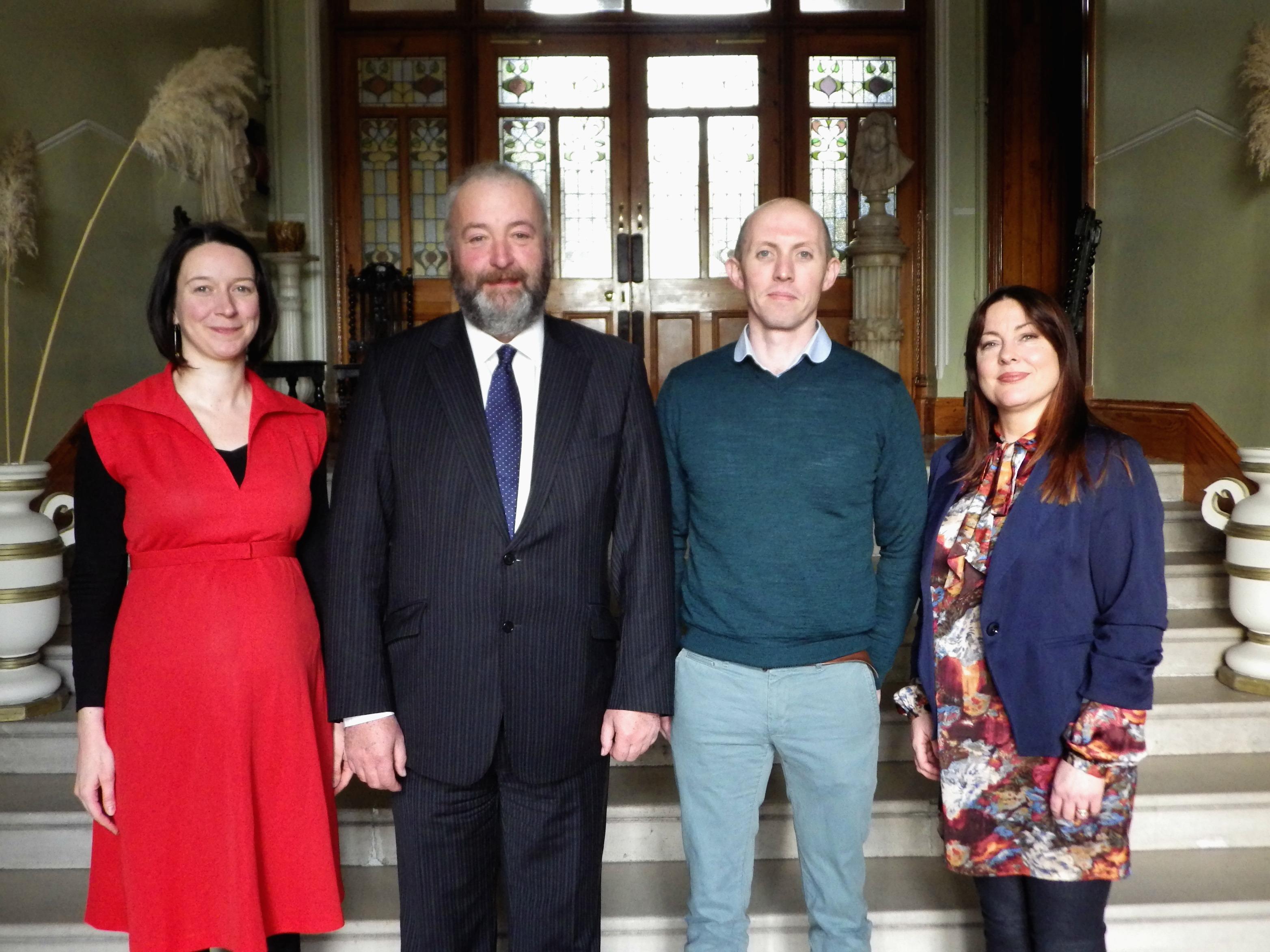 Irish Research Council Awards