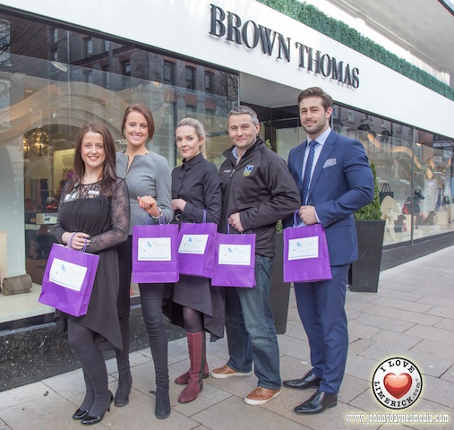 Brown Thomas Charity Partner 2016