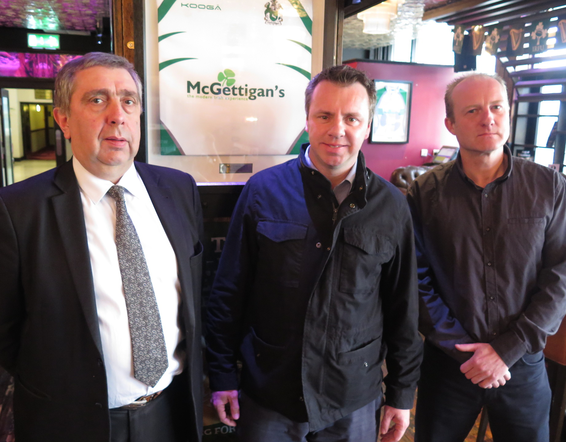 Great Limerick Run McGettigans