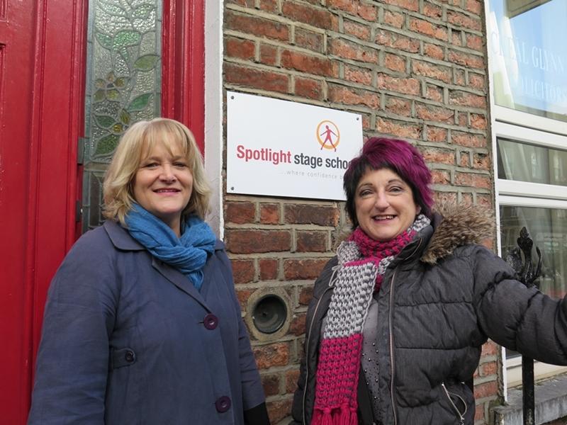 Spotlight Stage School celebrate Thirty Years