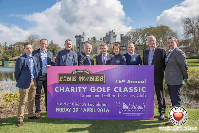 Fine Wines Charity Golf Classic 2016