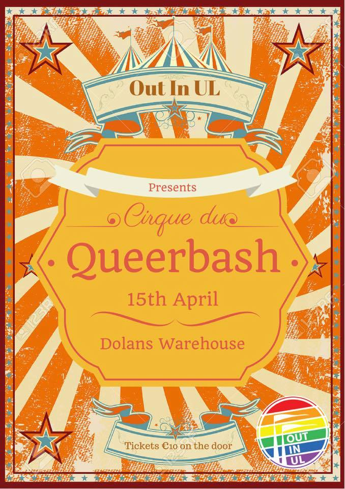 Cirque Du Queerbash XIII at Dolans Warehouse