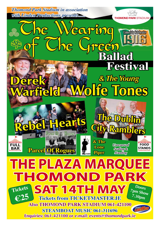 green ballad festival