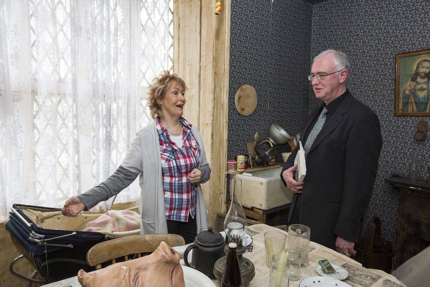 Frank McCourt Museum saved