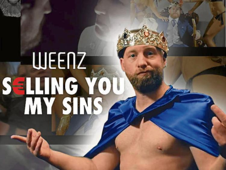 Limerick native Weenz Selling his Sins on new album. Family Sitcom