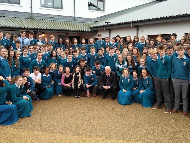 Minnie Melange visits Limerick