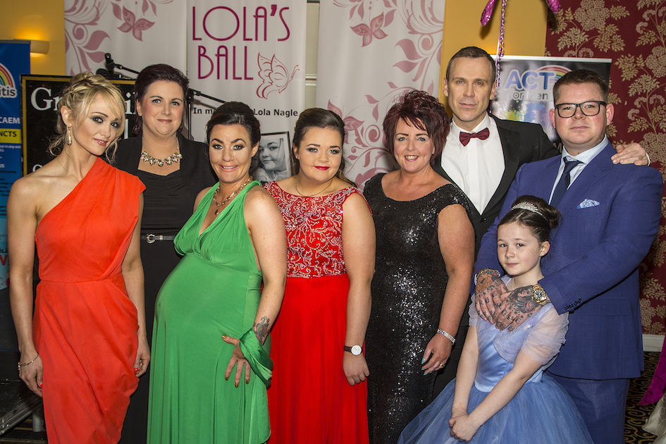 Lolas Ball Act for Meningitis