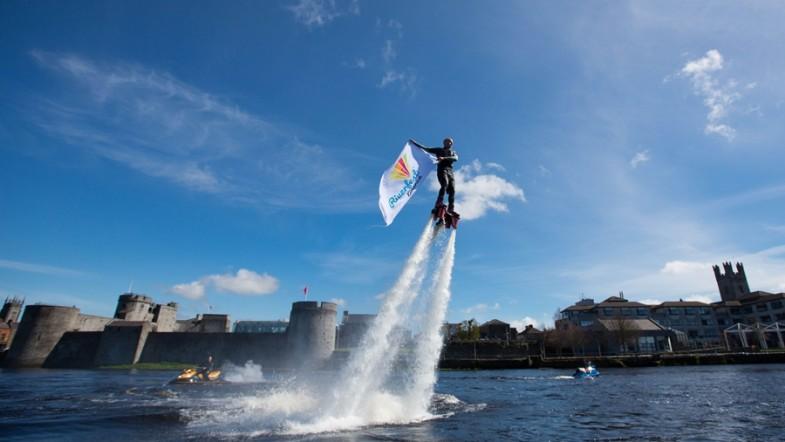 Riverfest 2016 Water Sports