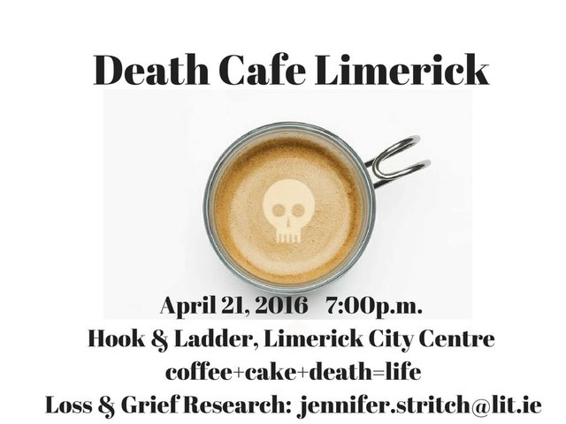 April Death Café Limerick