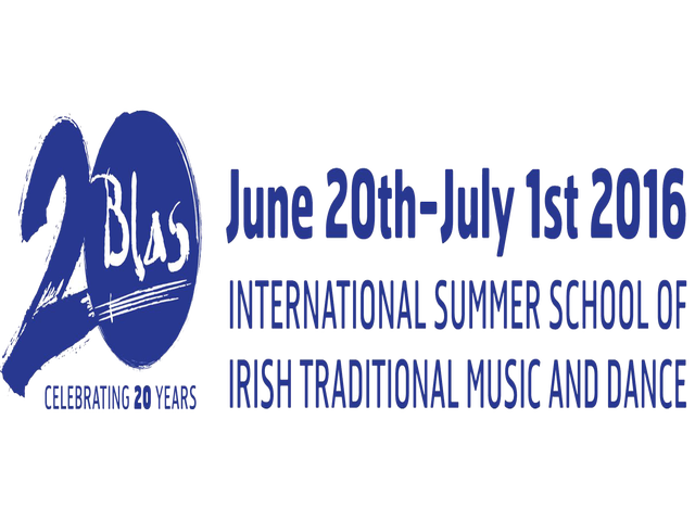 Blas International Summer School of Irish Traditional Music and Dance