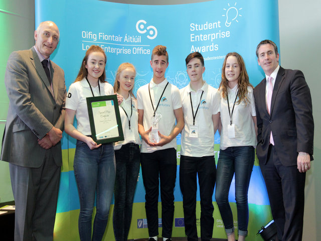 National Student Enterprise Awards 2016