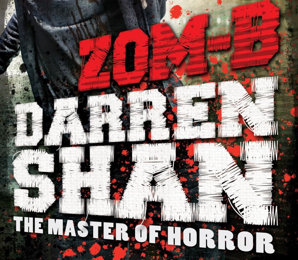 Darren Shan bids farewell to his Zom-B series