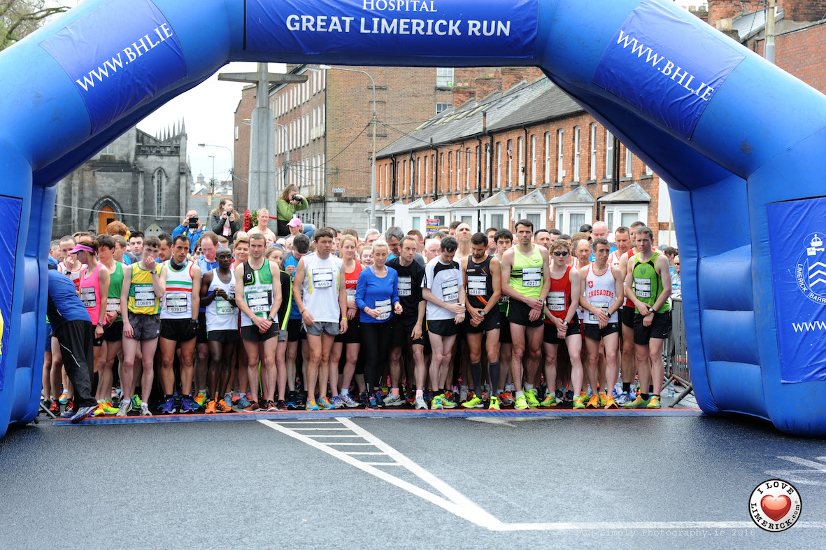 Barringtons Great Limerick Run 2016 Great Limerick Run 2017