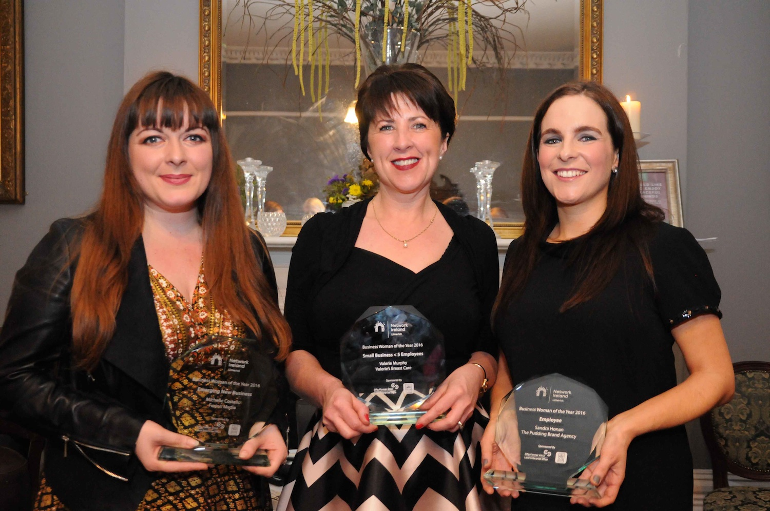 Limerick Business Woman of the Year Awards 2016