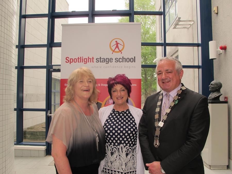 Spotlight Stage School Mayoral Reception