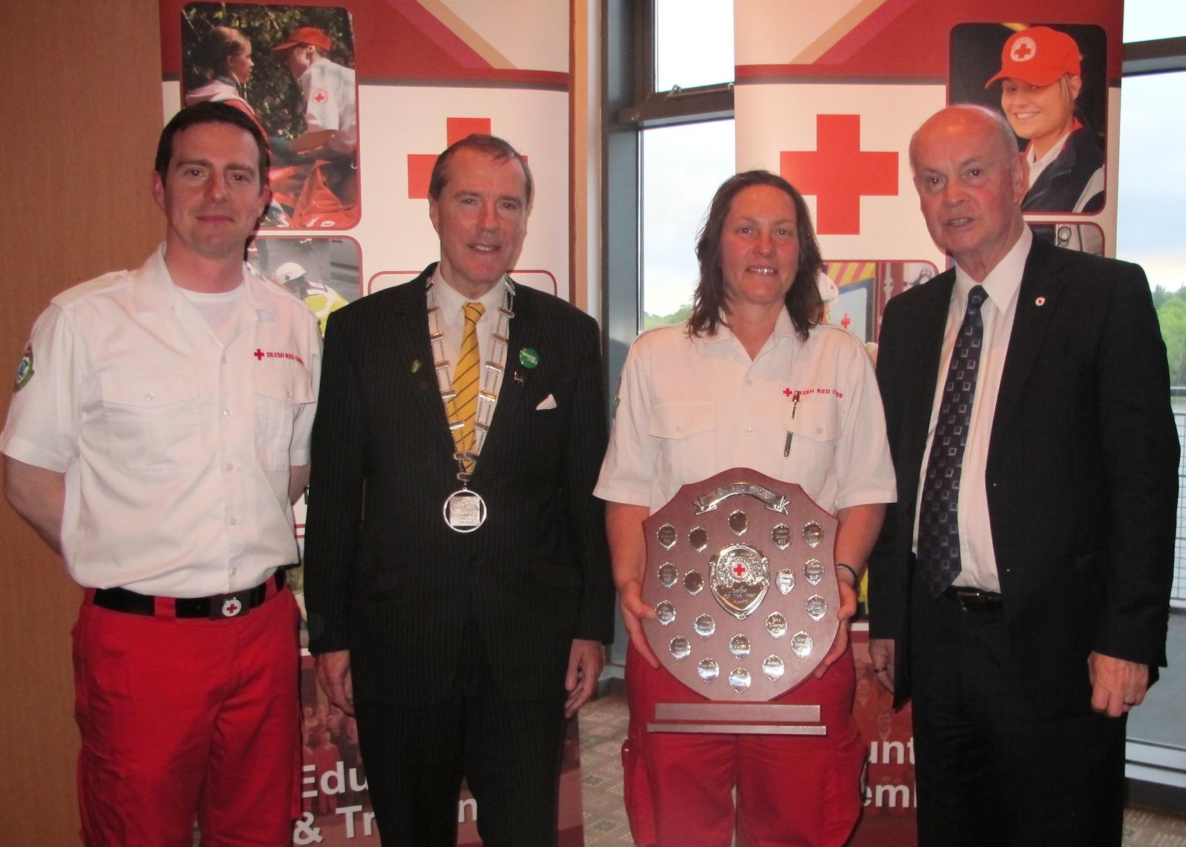 Irish Red Cross Awards 2016