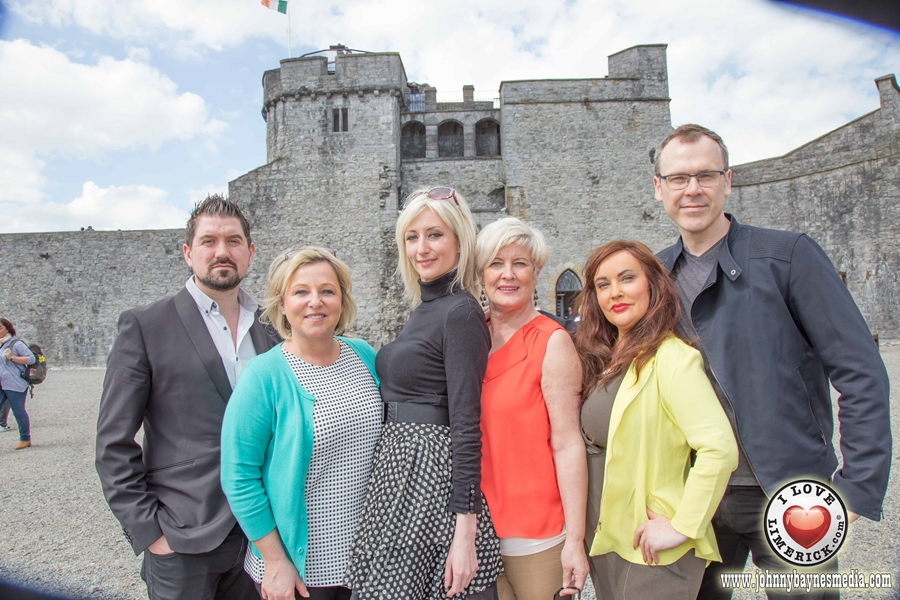 King Johns Castle Vintage Fashion Fundraiser in aid of Enable Ireland