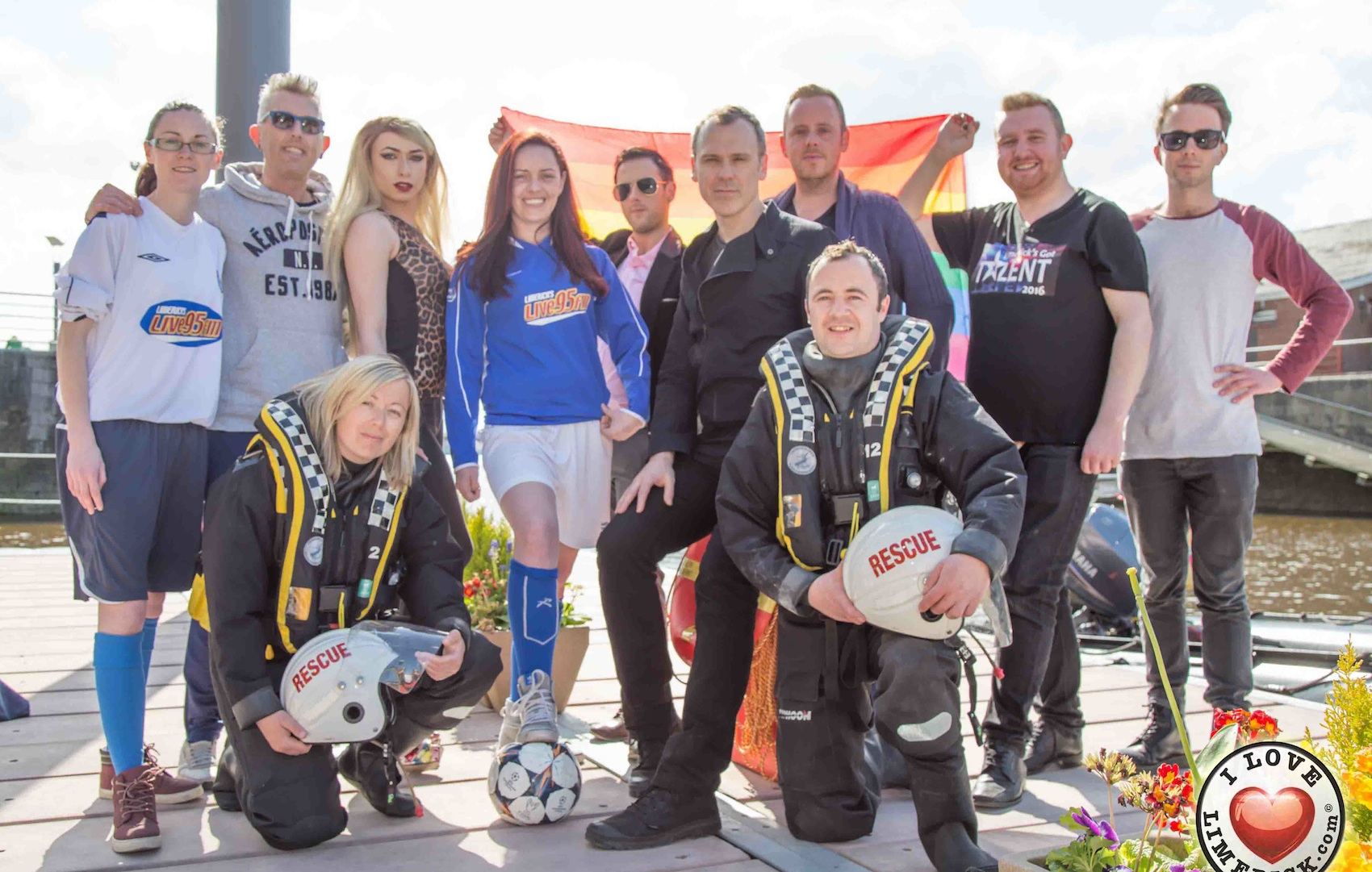 Limerick LGBT Pride Fundraising Day