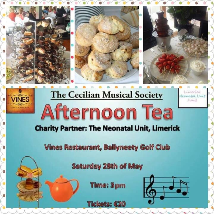 Cecilian Musical Society Afternoon Tea