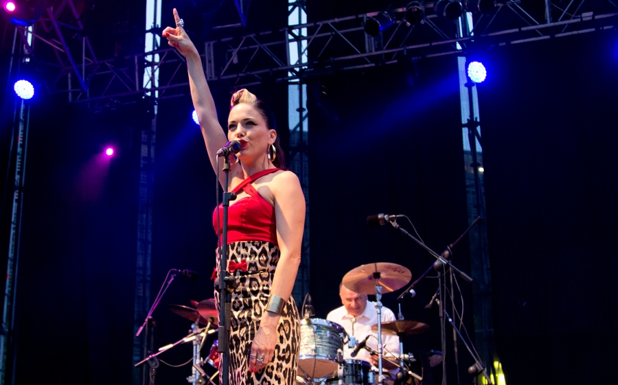 King Johns Castle Imelda May
