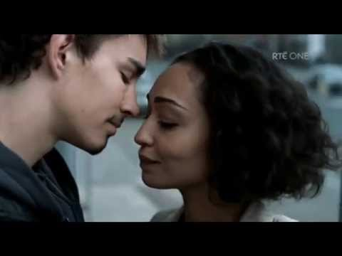 Robert Sheehan and Ruth Negga