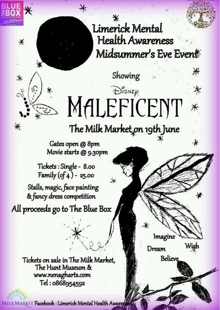 Limerick Mental Health Awareness Midsummer's Eve Event
