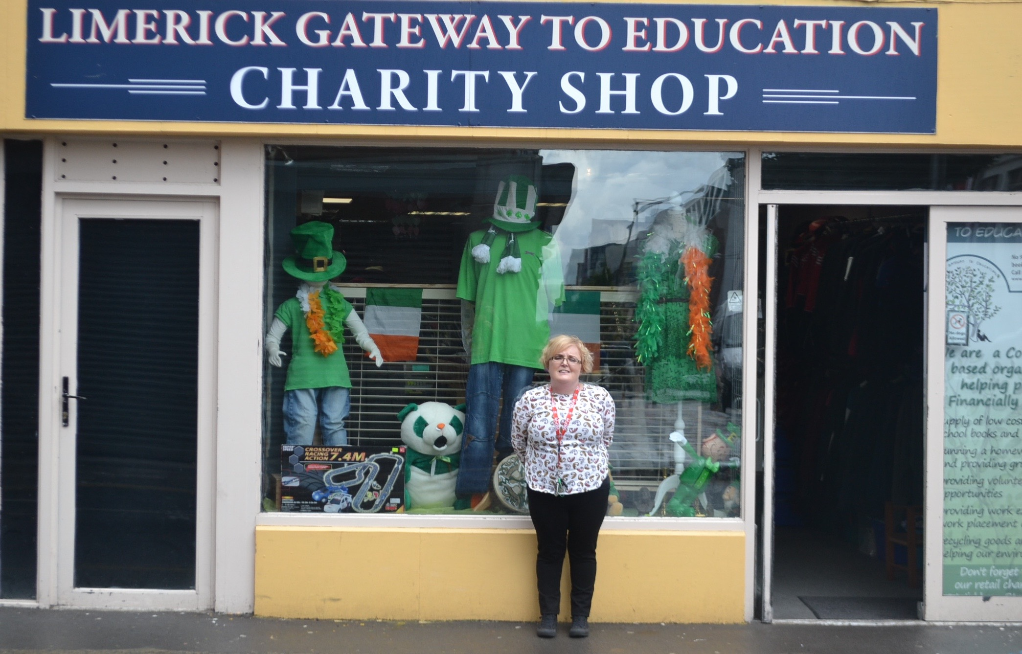 Limerick's Gateway to Education Asking for School Books BNest Social Incubator