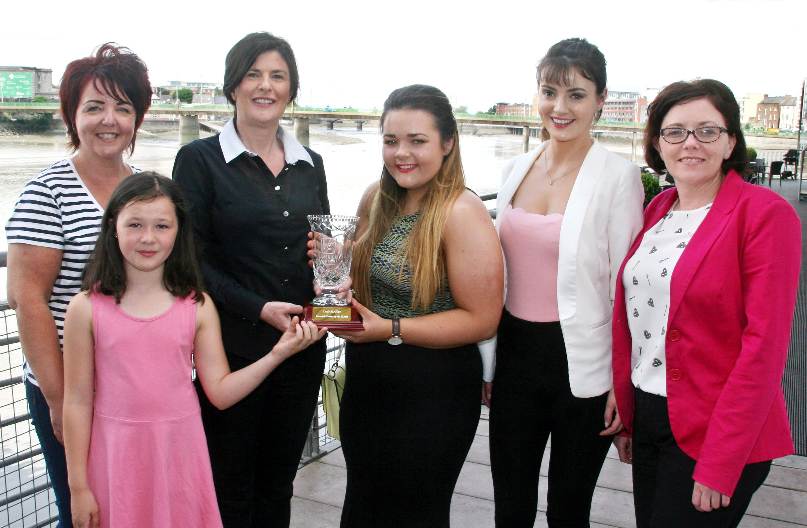 Leah Melling Limerick person of the month