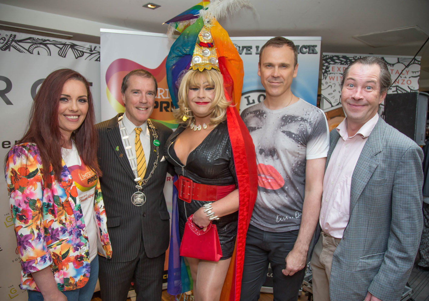 Limerick LGBTI Pride Festival 2016 press