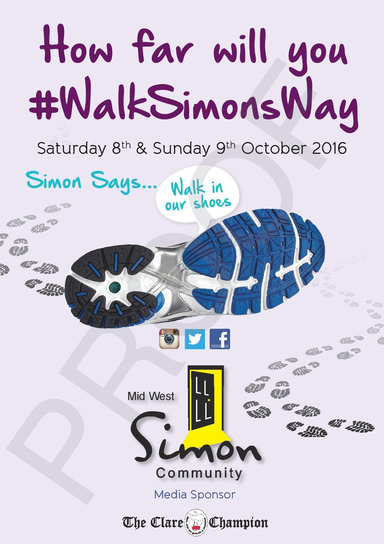 Walk Simon's Way