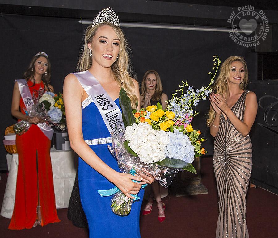 Miss Limerick 2016 winner
