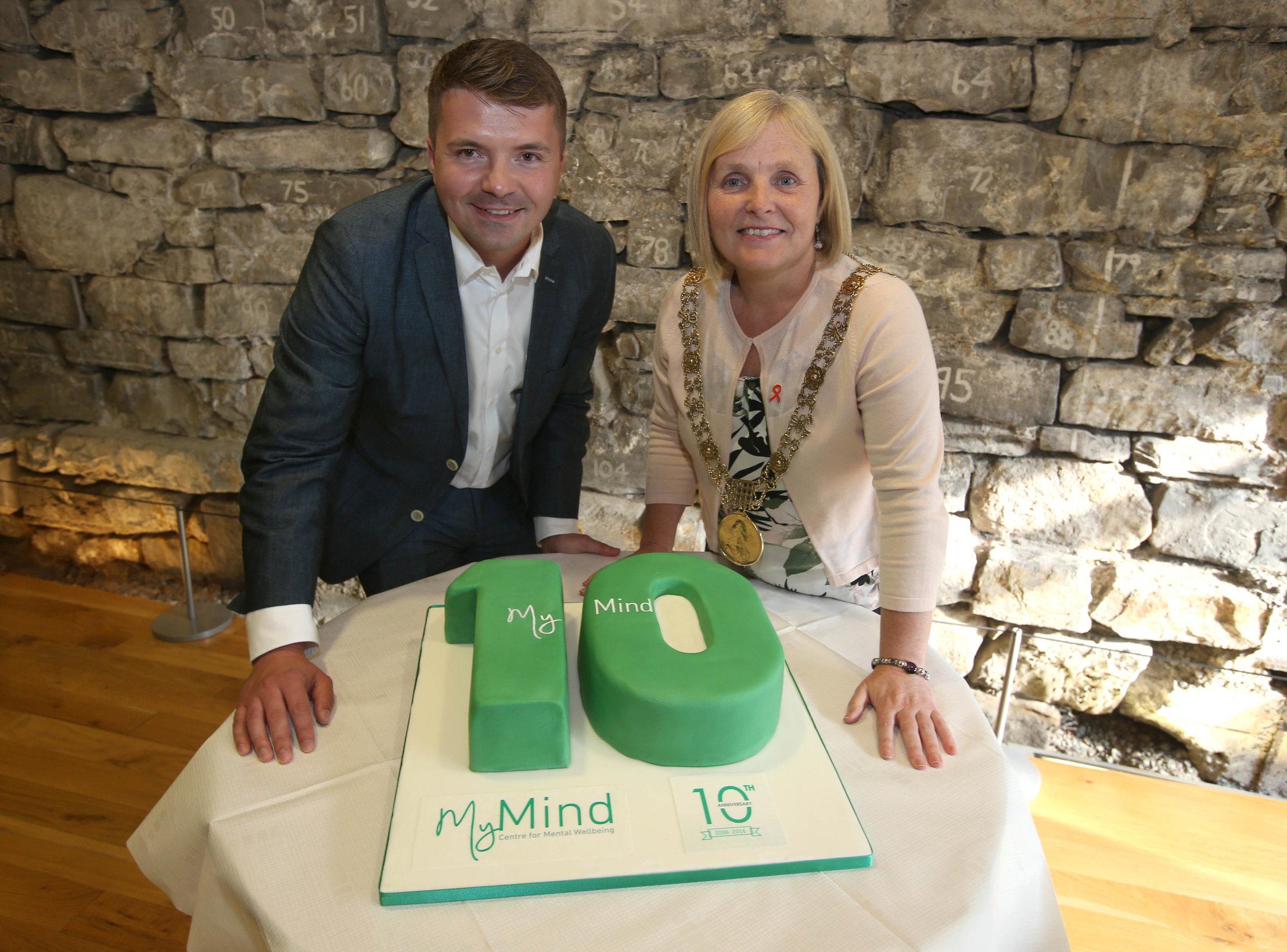 Mental health charity celebrates 10th Anniversary