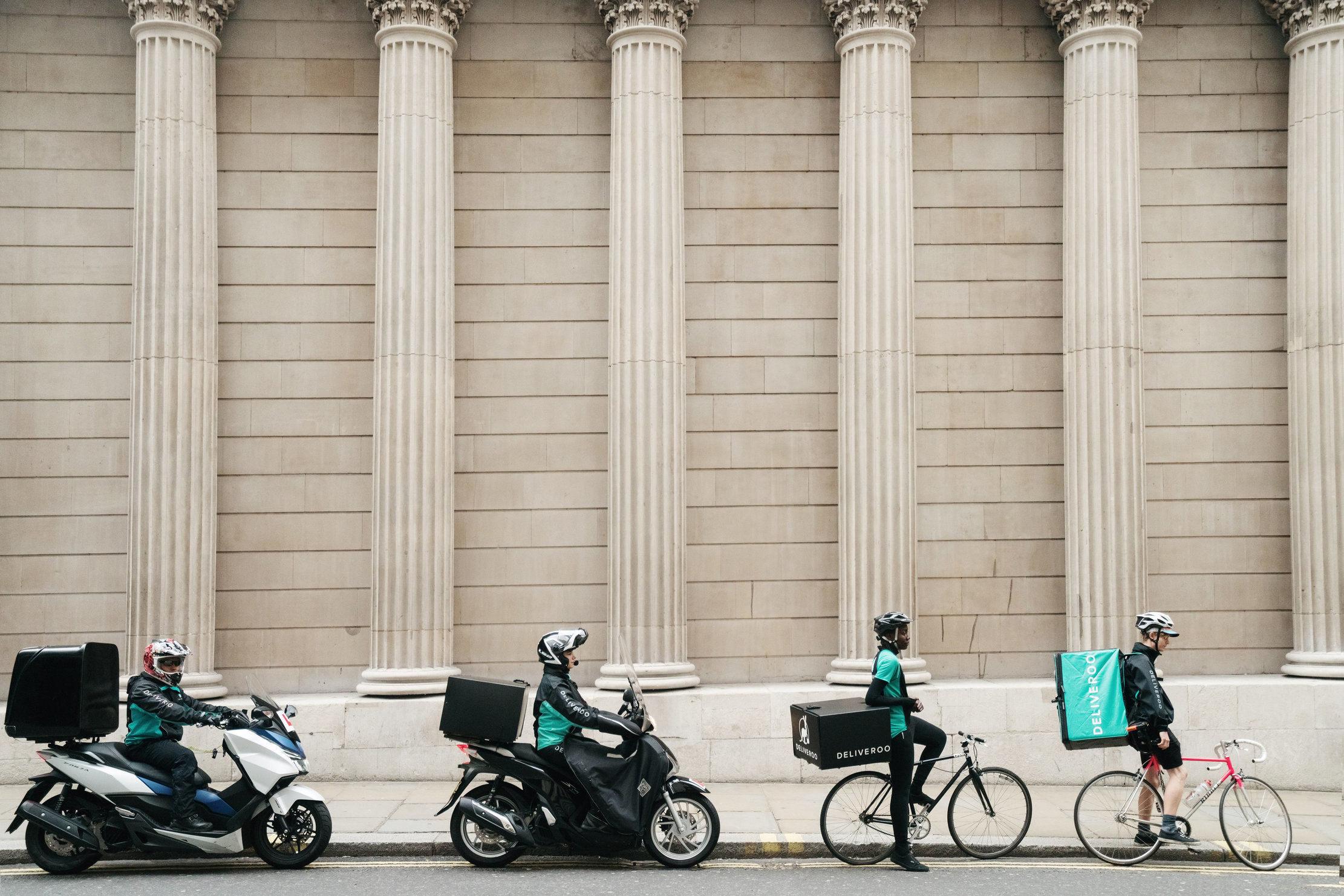 Deliveroo announces 14 new Limerick Partnerships