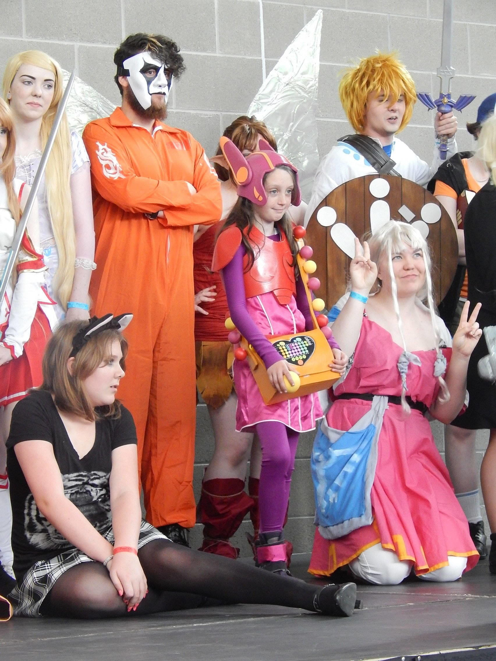 Limerick Gaming Anime convention Brocon