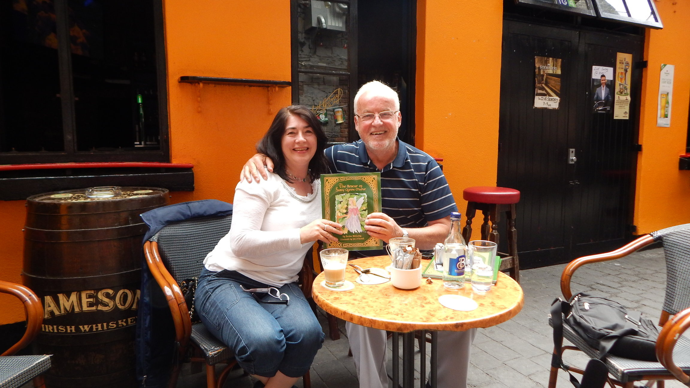 Limerick Author Deirdre McCarthy returns home