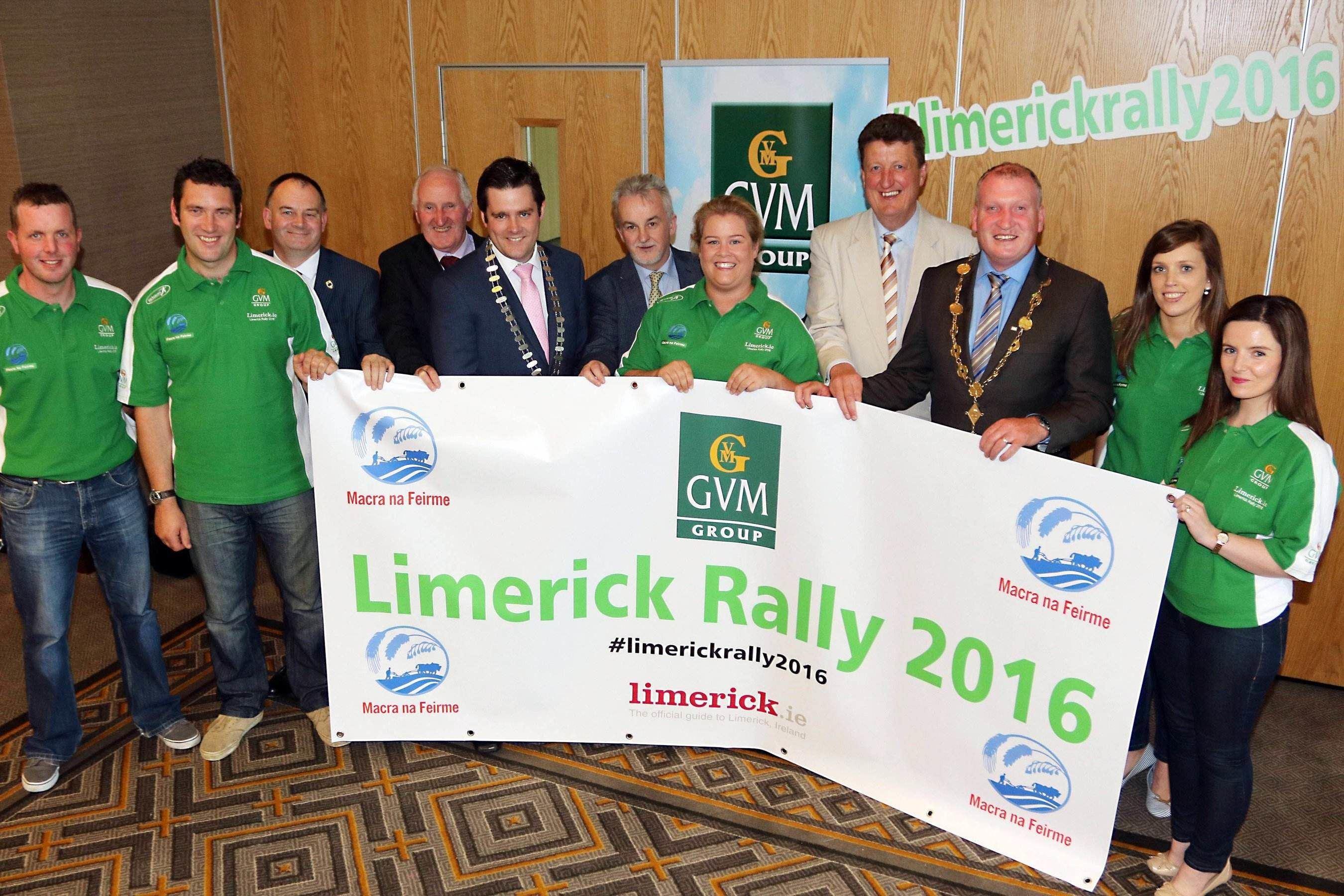 Limerick Macra Rally 2016