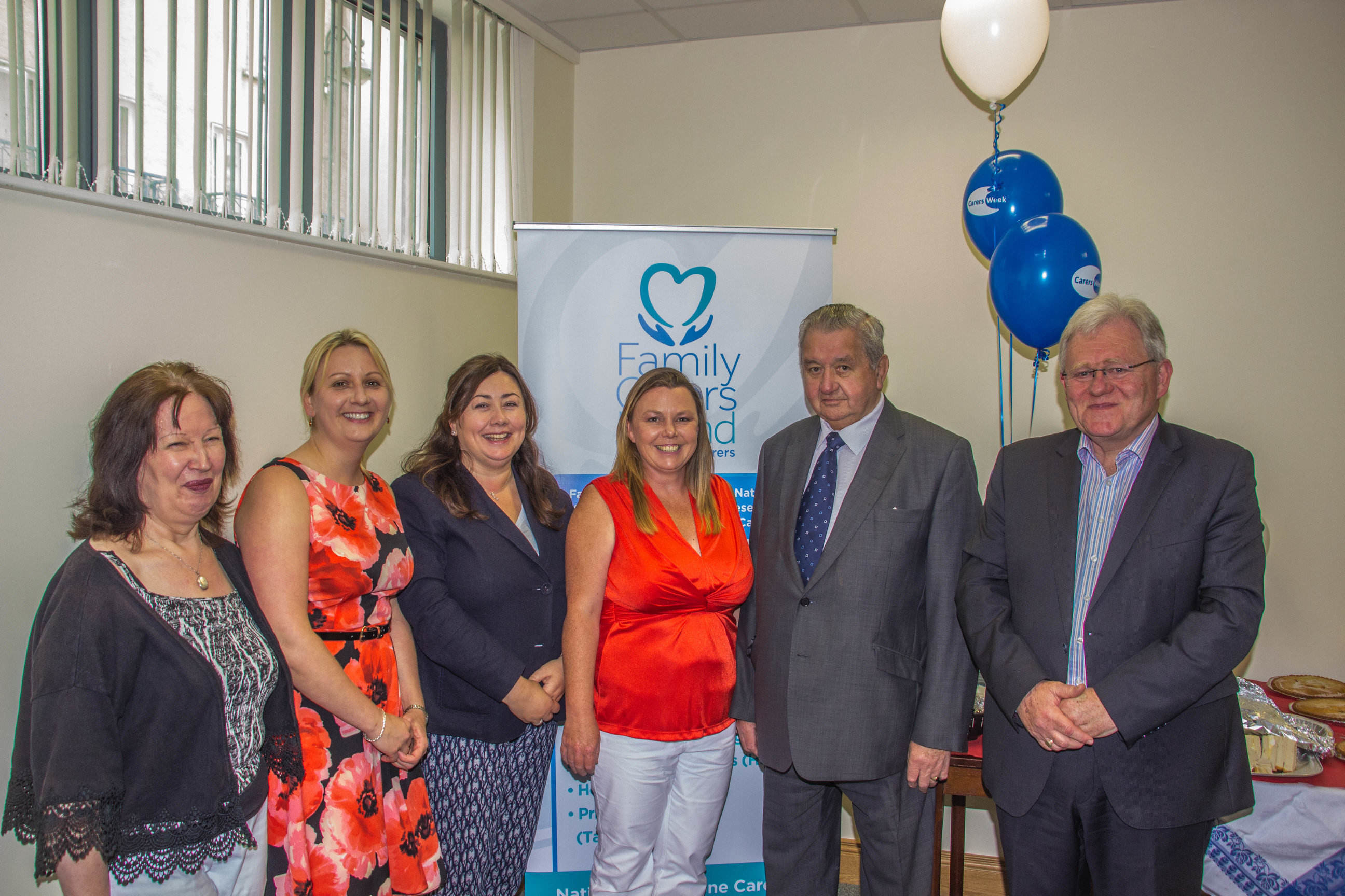 Family Carers Ireland Launch