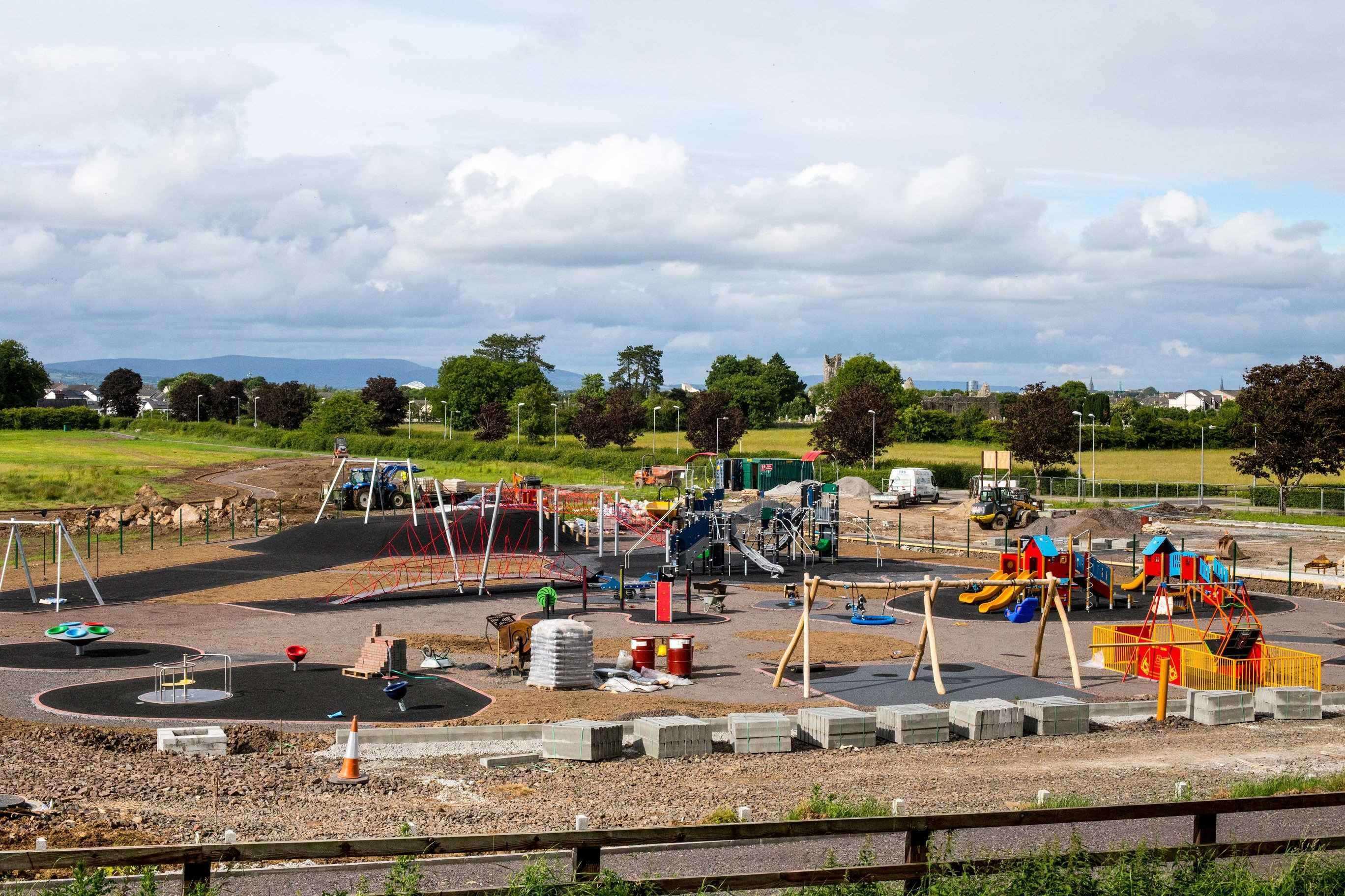 Limerick inclusion park