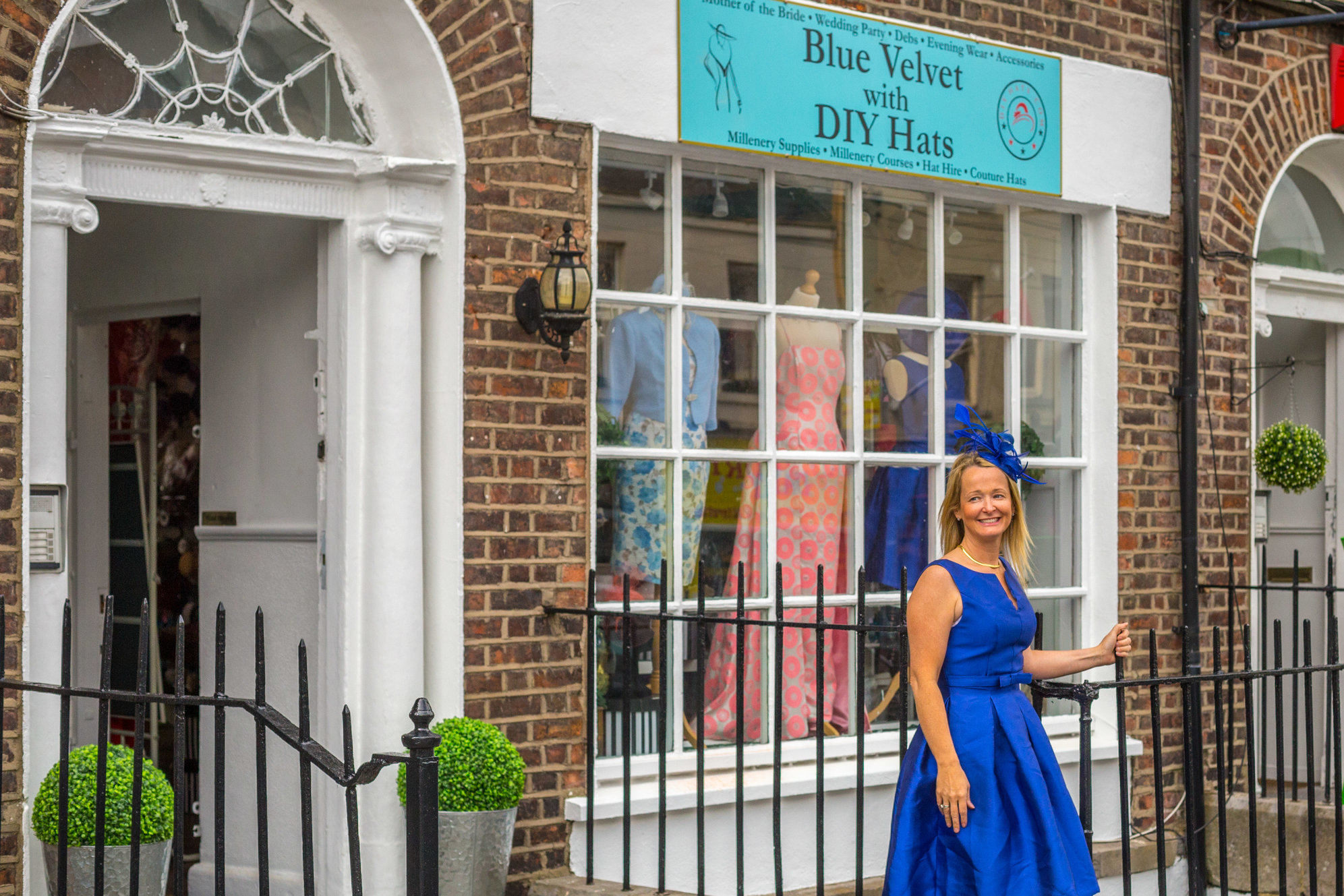 Blue Velvet opens in Catherine Street