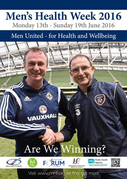 Mens Health Week 2016 Limerick