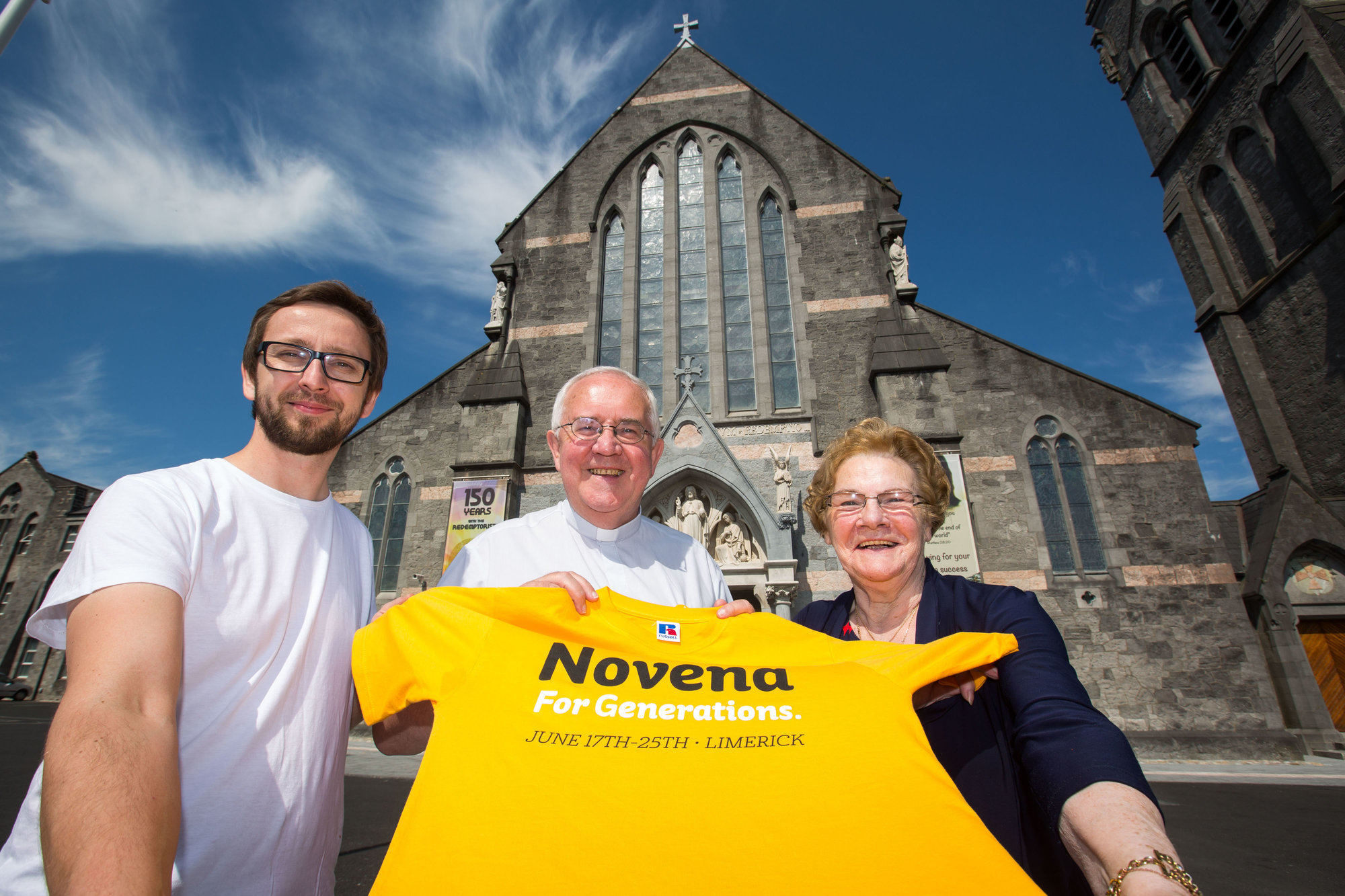 Limerick Novena 2016 celebrating 150 years of devotion