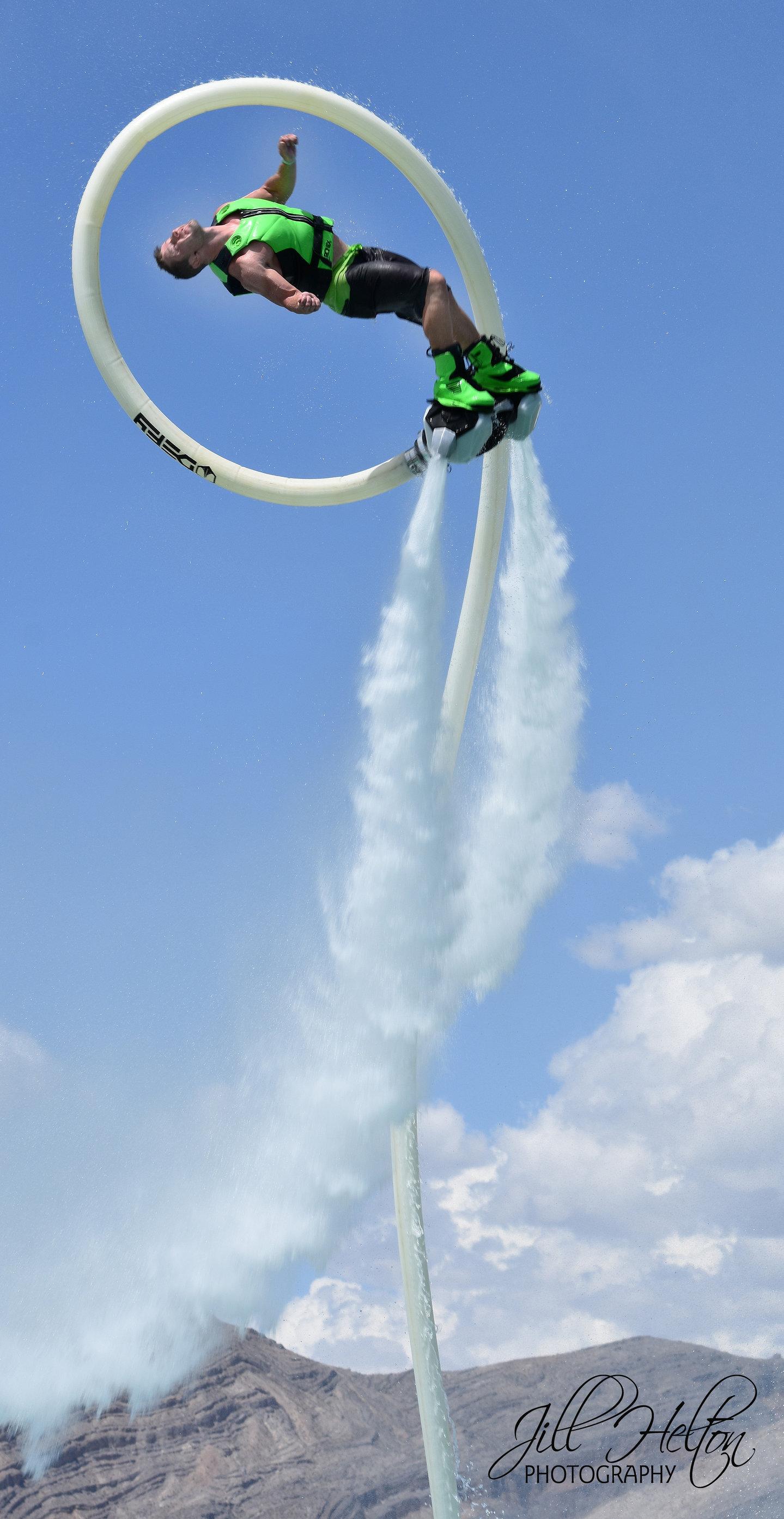 Scotty Knemeyer Pro JetDeck Flyer will perform Limerick
