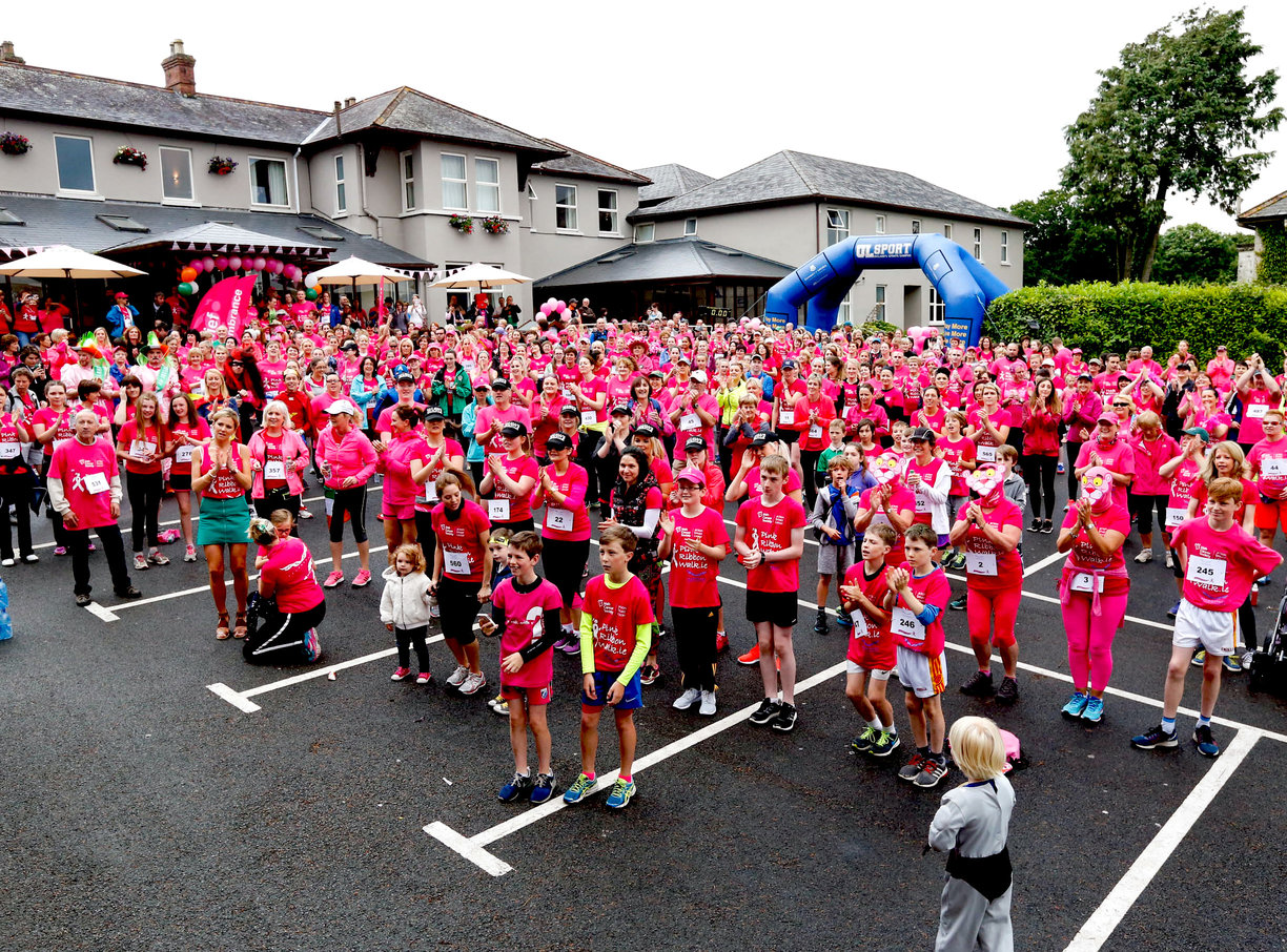Pink Ribbon Walk 2016 Killaloe