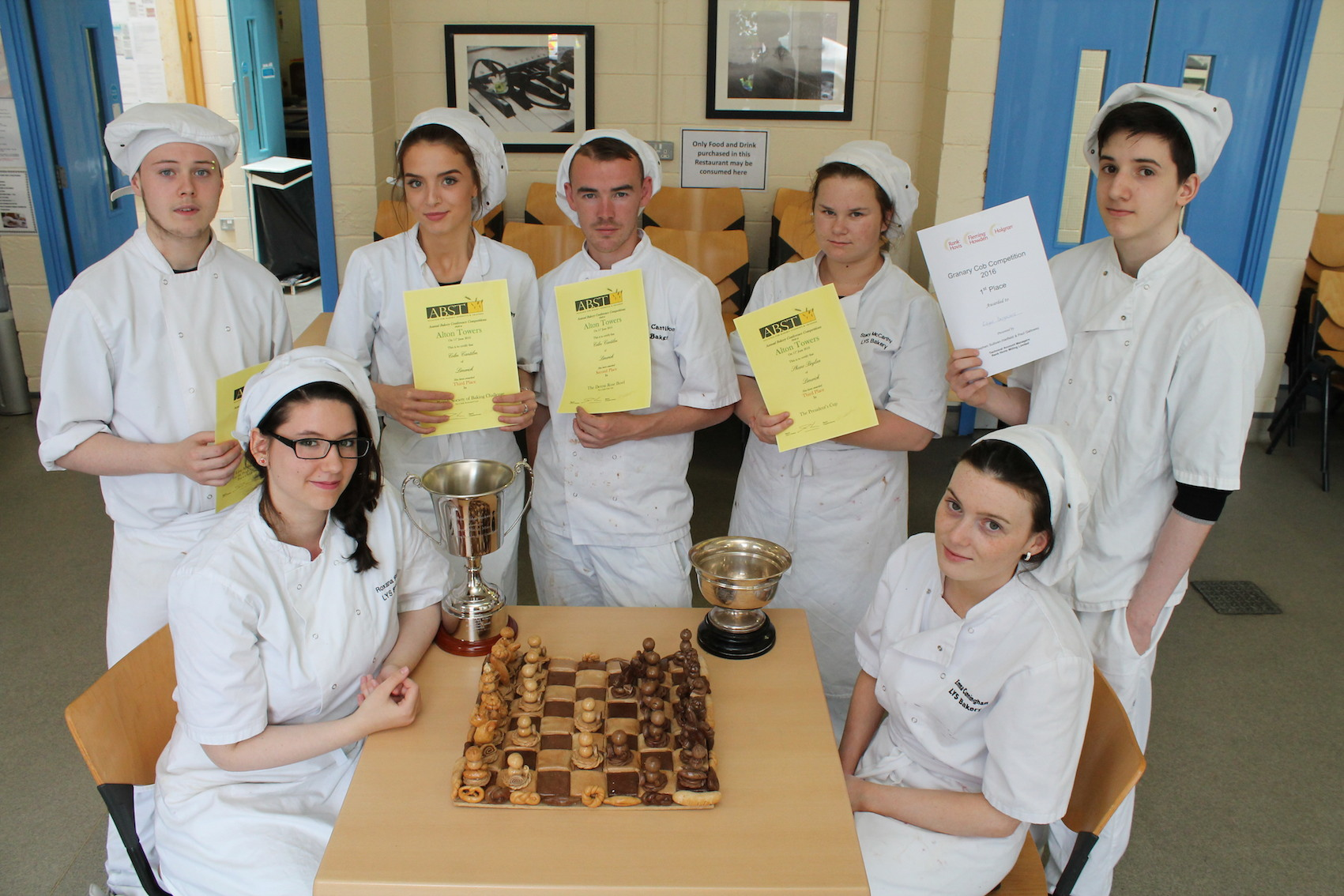 Limerick Youth Service Bakery Project